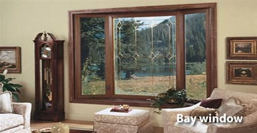 Markey Home Improvement bay window replacement or repair.