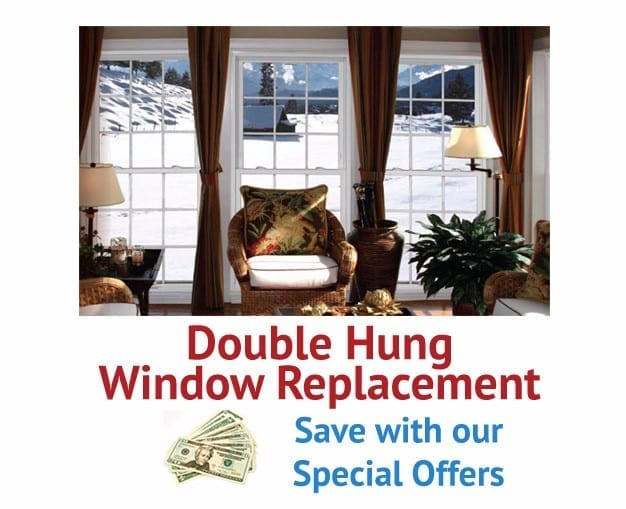 Markey Home Remodeling - NJ Double Hung window replacement installation contractor since 1981.